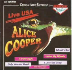 Alice Cooper - You And Me