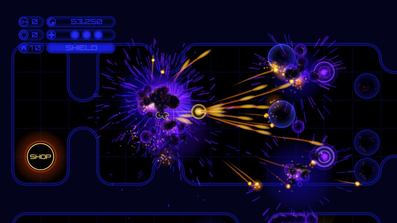 Screenshot of Inferno
