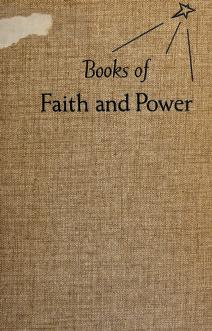 Cover of: Books of faith and power | John Thomas McNeill