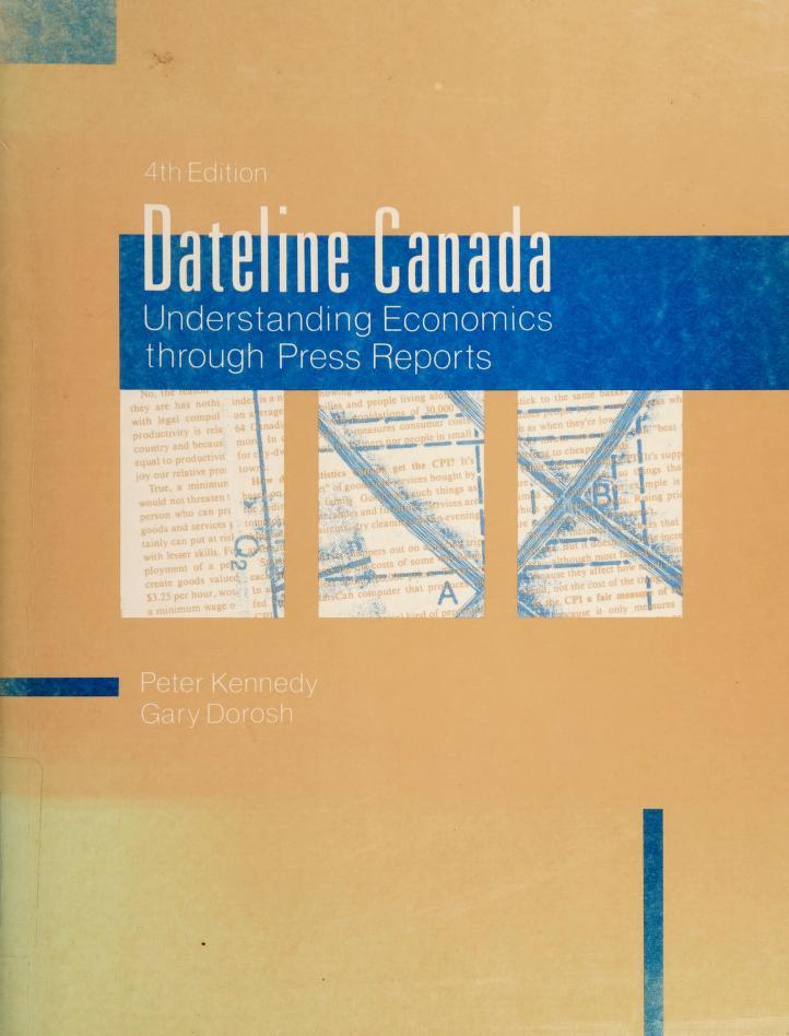 Dateline Canada ** Kennedy/dorosh by