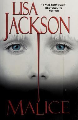 Cover of: Malice   Lisa Jackson