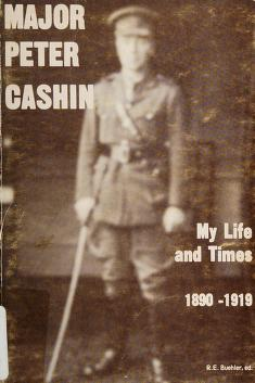 Cover of: My life and times | Peter Cashin